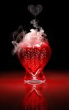 Breuvage magique d'amour #9 Image stock
