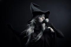 Breuvage magique magique Photographie stock libre de droits