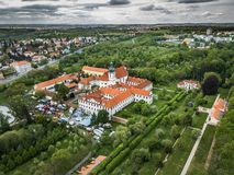 Free Brevnov Monastery In Prague Stock Photos - 149808623