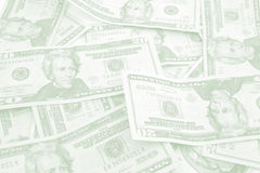 brevpapper för bakgrundsfärgpengar royaltyfri bild