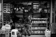 Brevpapperlagret som säljer `en för juvlar för `-forskare` s fyra, Arkivfoton