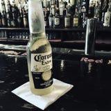 The Brew. Corona Bar Night Royalty Free Stock Photos
