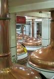 Brew-Kessel Lizenzfreie Stockfotos