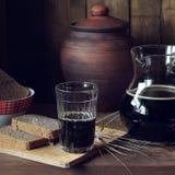 brew Kochen im Haus lizenzfreie stockfotografie