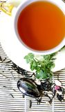 Brew tea Royalty Free Stock Images