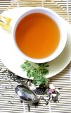 Brew tea Stock Photo