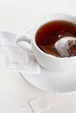 Brew tea b Stock Photo