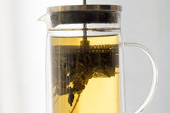 Brewed Sage Tea Stock Images