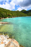 Brewers Bay of Tortola Royalty Free Stock Images