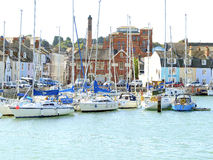 Brewers Quay, Weymouth, Dorset. Royalty Free Stock Images