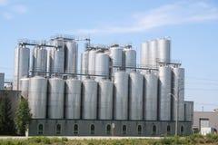 Brewery. In Ontario stock photos