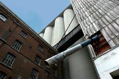 Brewery. Near Leuven (in Belgium Stock Photos