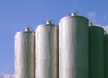 Brewery exterior Royalty Free Stock Photo