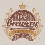 Brewery Stock Photo