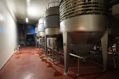Fermentation department Stock Photos