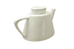 Brewing teapot Stock Images