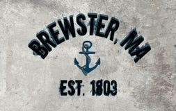 Brewster, Массачусетс стоковые фото