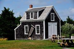 Brewster, MA: Blacksmith Shop at Higgins Farm Stock Photography