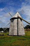 Brewster, MA: 18th Century Higgins Farm Windmill Stock Photography