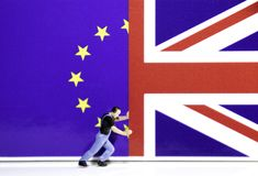 Brexit стоковое фото rf