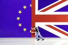 Brexit стоковая фотография