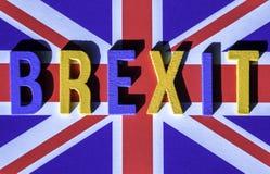 Brexit fotografia stock
