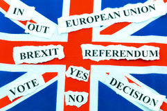 Brexit foto de stock royalty free