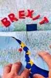 Brexit стоковая фотография rf