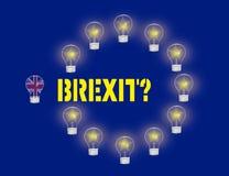 Brexit Photo libre de droits