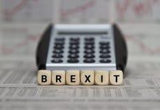 Brexit Images libres de droits