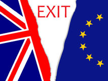 Brexit Photos libres de droits