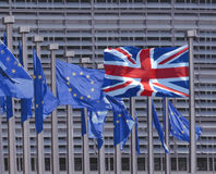 Brexit royalty-vrije stock afbeelding