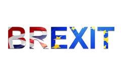 Brexit Stockbilder