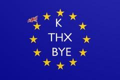 Brexit Stock Foto