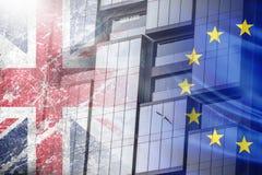 Brexit. London eu uk travel poll business stock photos