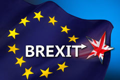 BREXIT - Britain - European Union Stock Images