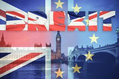 Free Brexit Concept Royalty Free Stock Image - 86380966