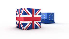 Brexit concept Royalty Free Stock Photography