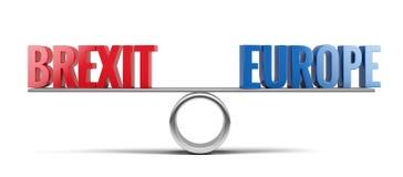 Brexit concept. Stock Photos