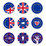 Brexit. This is Brexit design. Vector file vector illustration