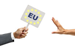 Brexit Royalty Free Stock Photo