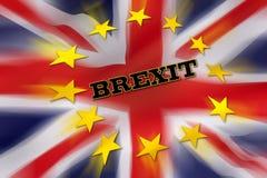 BREXIT - Förenade kungariket royaltyfri bild
