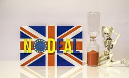 Brexit. Is one of the, if not the, biggest news subjects on media around the world stock photos