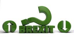 BREXIT - politique BRITANNIQUE - la Grande-Bretagne - le Royaume-Uni Images stock