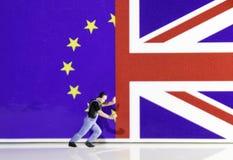 Brexit zdjęcia royalty free