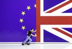 Brexit zdjęcie stock