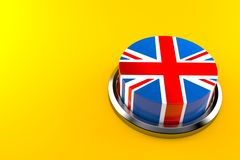 Brexit push button Stock Image