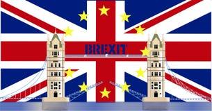 Brexit R-U Images stock