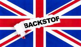 Brexit, retirada do Reino Unido da UE foto de stock royalty free