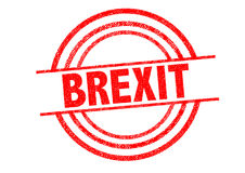 BREXIT Rubber Stamp Royalty Free Stock Image